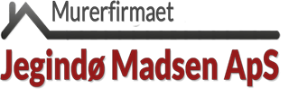 Jegindø Madsen Murerfirma logo